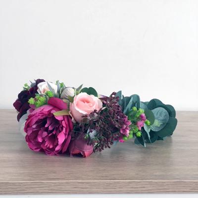 races custom made flower crown