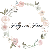 Lilly & Lace Retina Logo