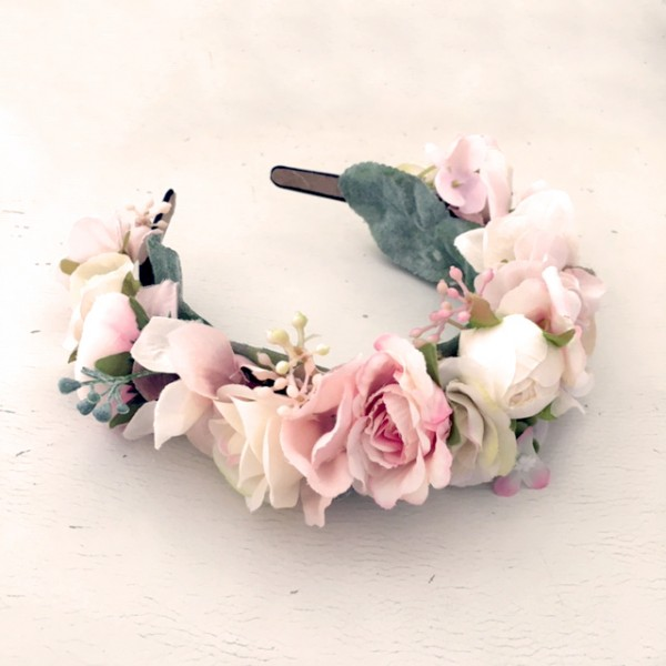 floral headbands aus