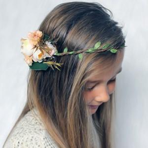 bohemian hair piece