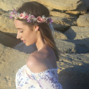 womens flower crowns australia