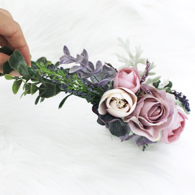 Australian handmade silk flower crowns artificial wedding