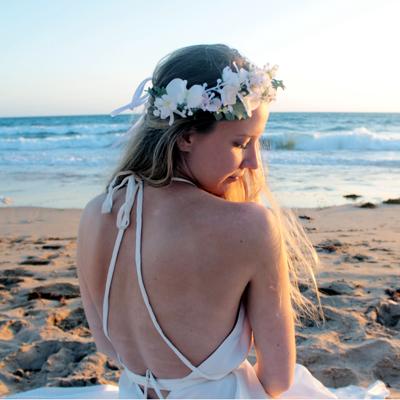 bride hair accessory australia