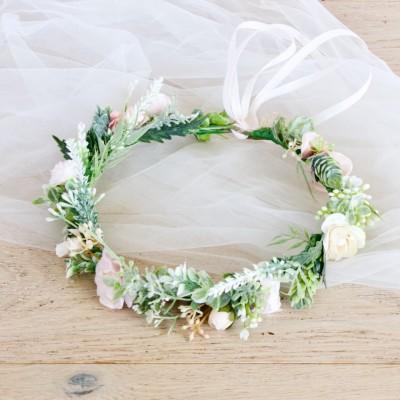 Melbourne flower crowns