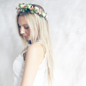 handmade australia fake flower crowns