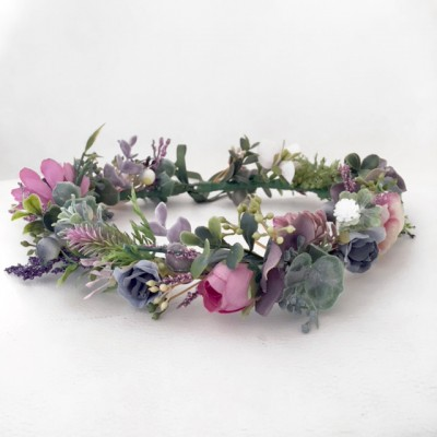 australia handmade floral crowns events fashion