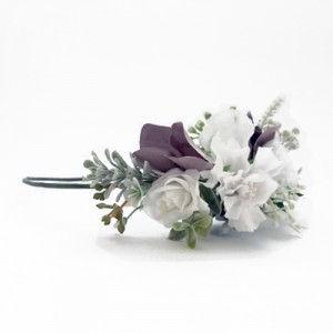 silk flowers artificial crown Melbourne