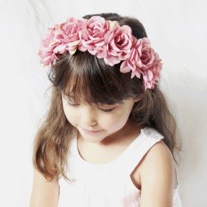 party head piece pink