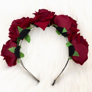 red party womens headband