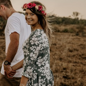 Australia flower crowns handmade