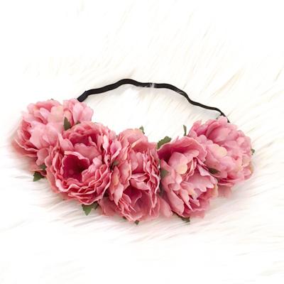 floral headband womens