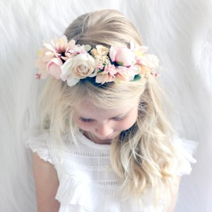 Australia floral crowns party wear head