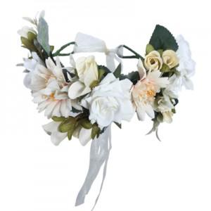 bohomian women floral crowns Australia