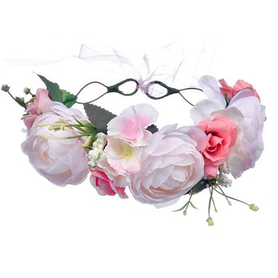 headwear headband pink white Australia