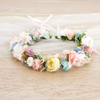 quality floral crowns Aus
