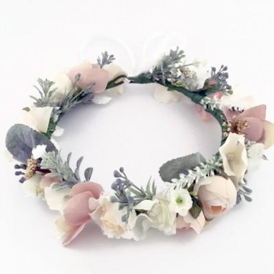 australia handmade floral crowns weddings