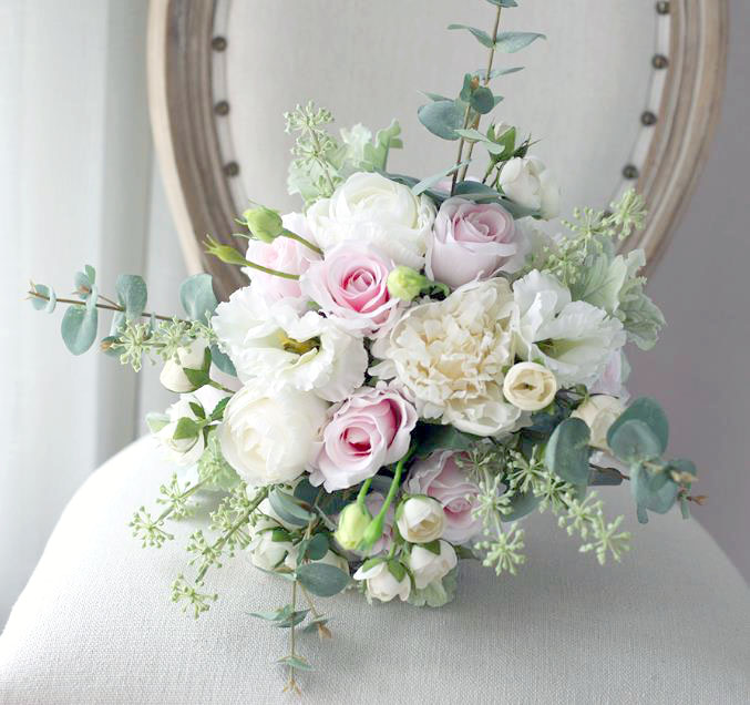 shop online for bouquet wedding silk flowers