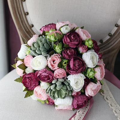 flower bouquet Australia faux floral
