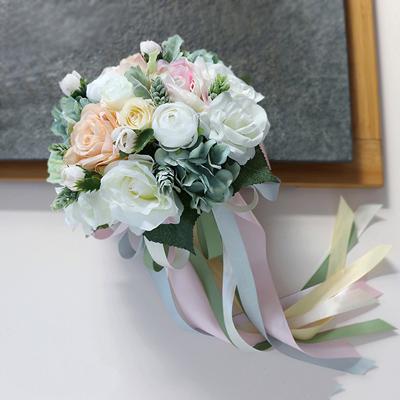 floral bouquet fake