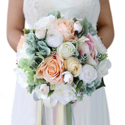 wedding flowers bouquet white