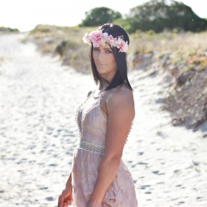 flower headband for women
