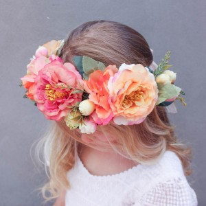 orange_red_party_races_floral_Crown