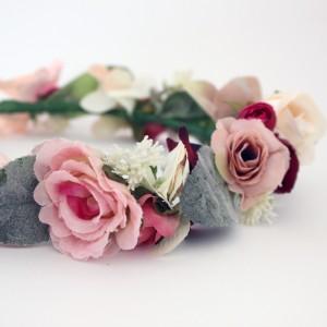 online shop flower crowns faux