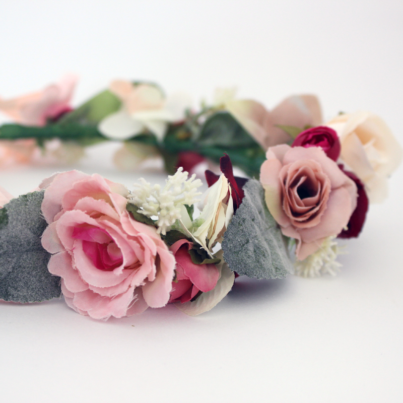 online shop flower crowns faux