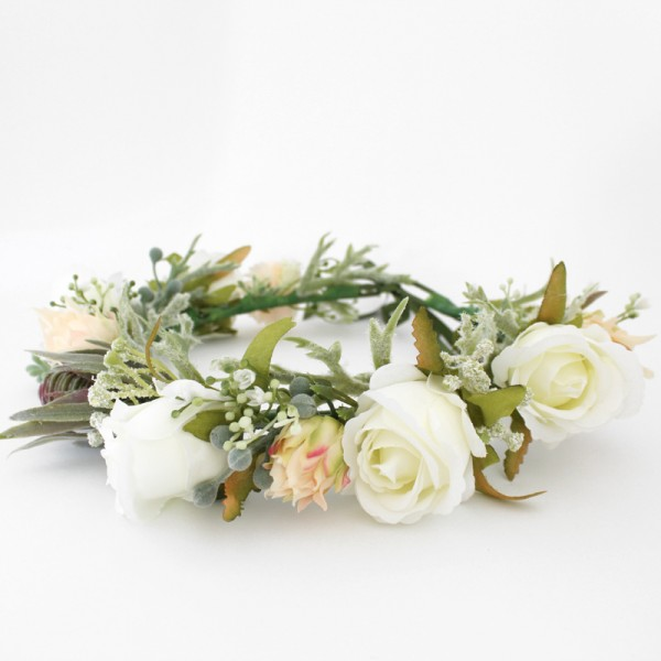 australia native wedding flower crowns