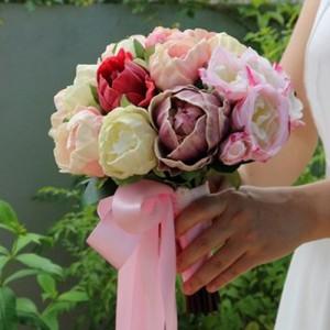 bouquet Australian pink