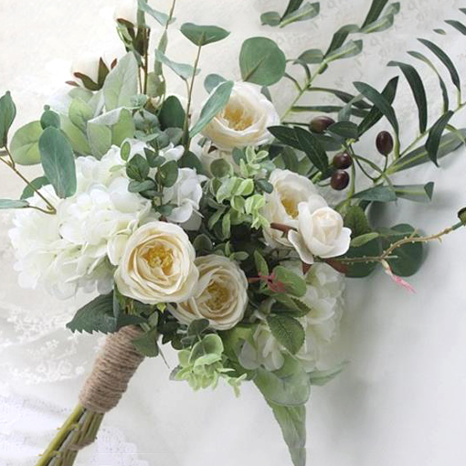 bridal bouquet leaf