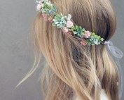 thin flower crown events