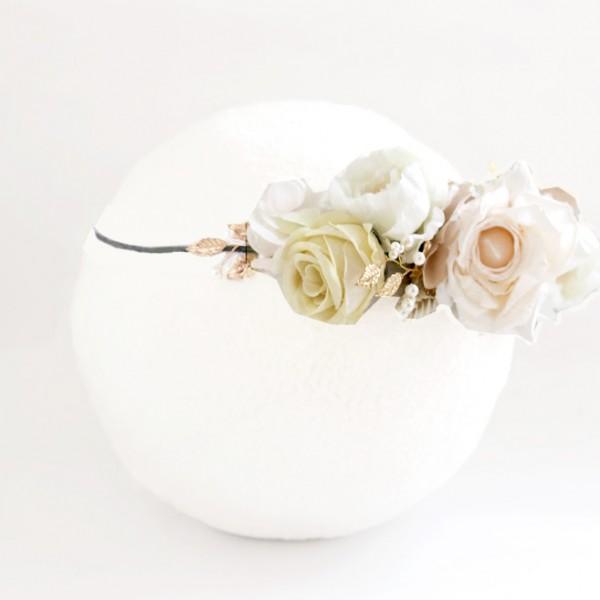 elery flower crown