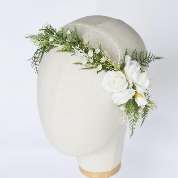 aus Flower Crowns handmade