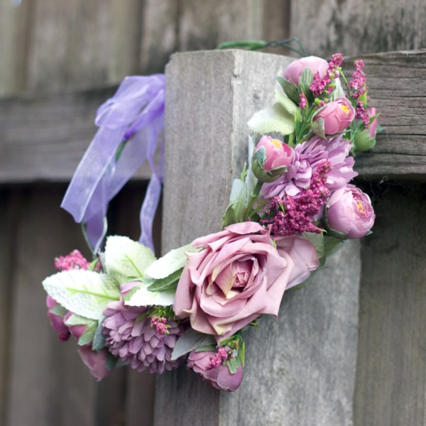 flower headbands Australia
