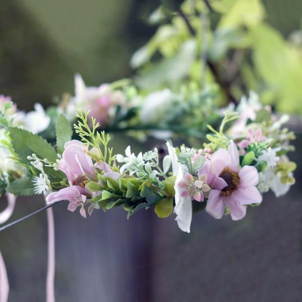 blossom flower halo