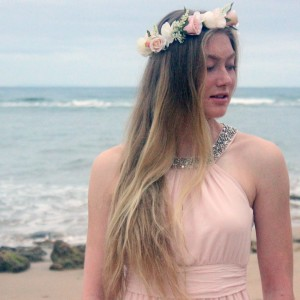 wedding hair crowns Australia