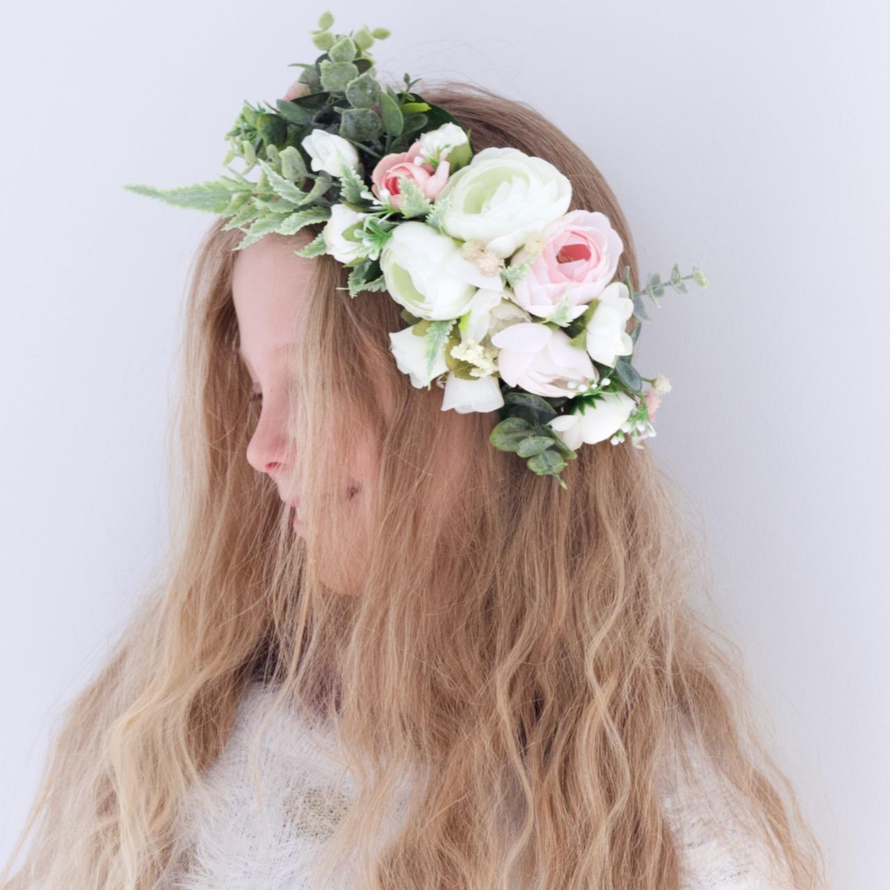 boho flower crowns fake Melbourne