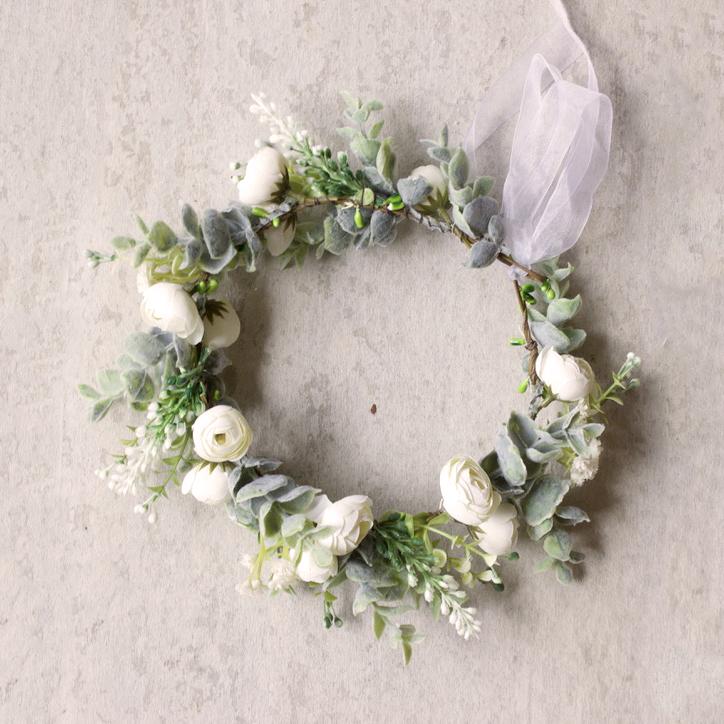 bohemian flower headbands