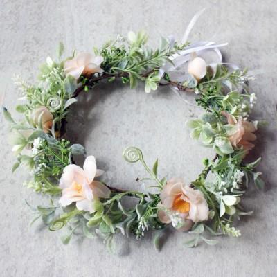 bridal floral crowns Australia