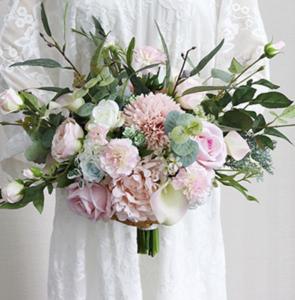 faux flower bouquet aus