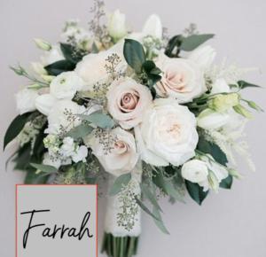 bride bouquet aus